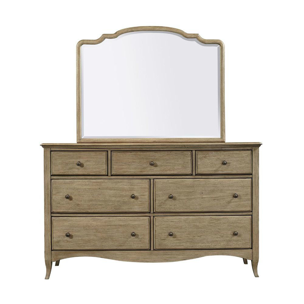 Provence Dresser and Mirror