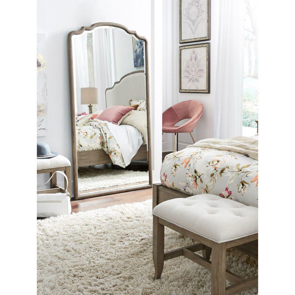 Provence Floor Mirror - Lifestyle