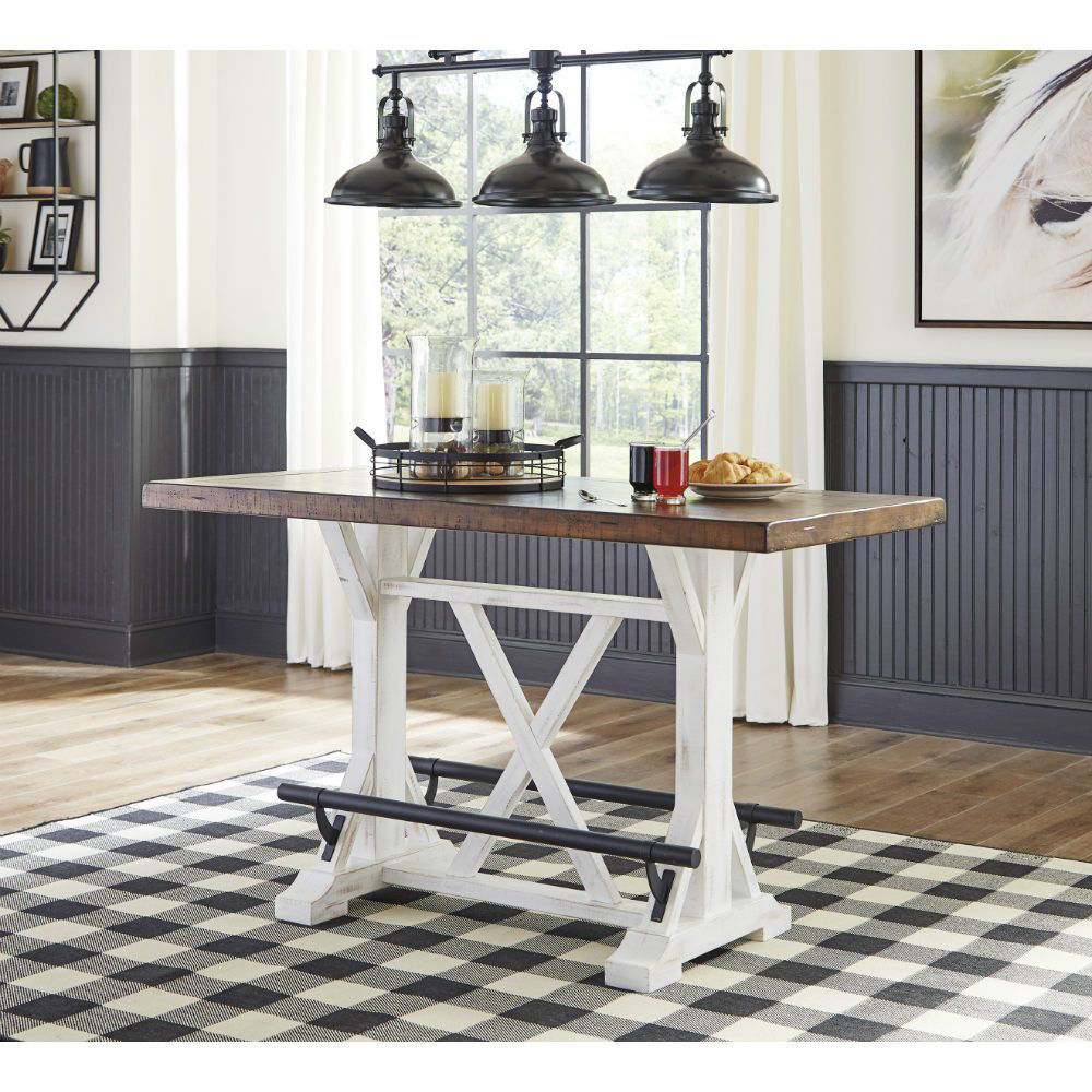 Valebeck Counter Table - Lifestyle