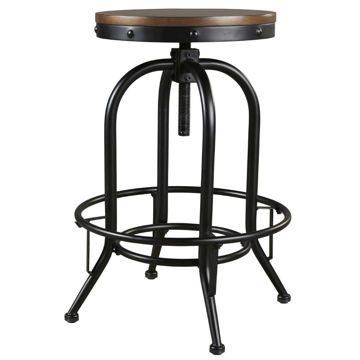 "Valebeck 30"" Swivel Stool"