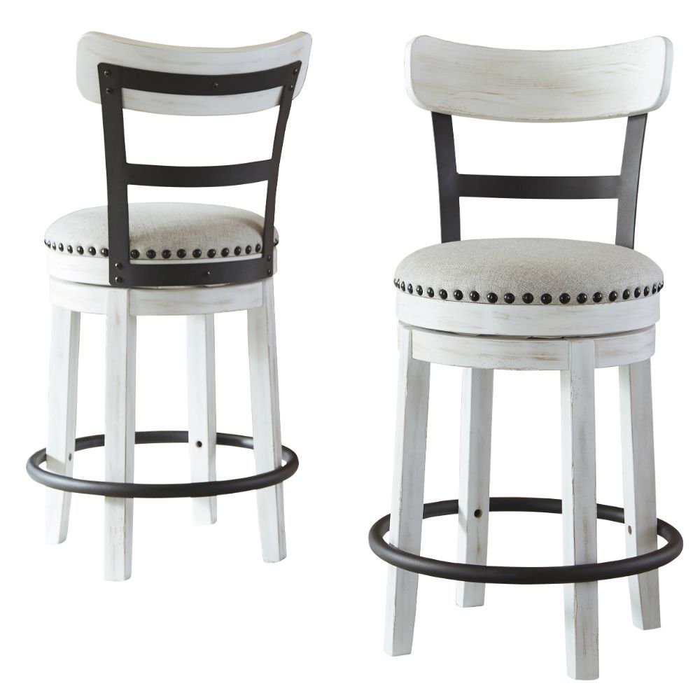 "Valebeck 24"" Stool - Pair"
