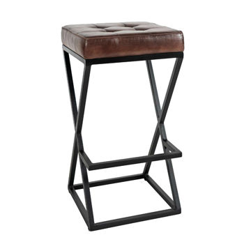 Picture of Sienna 1730 Stool - Dark