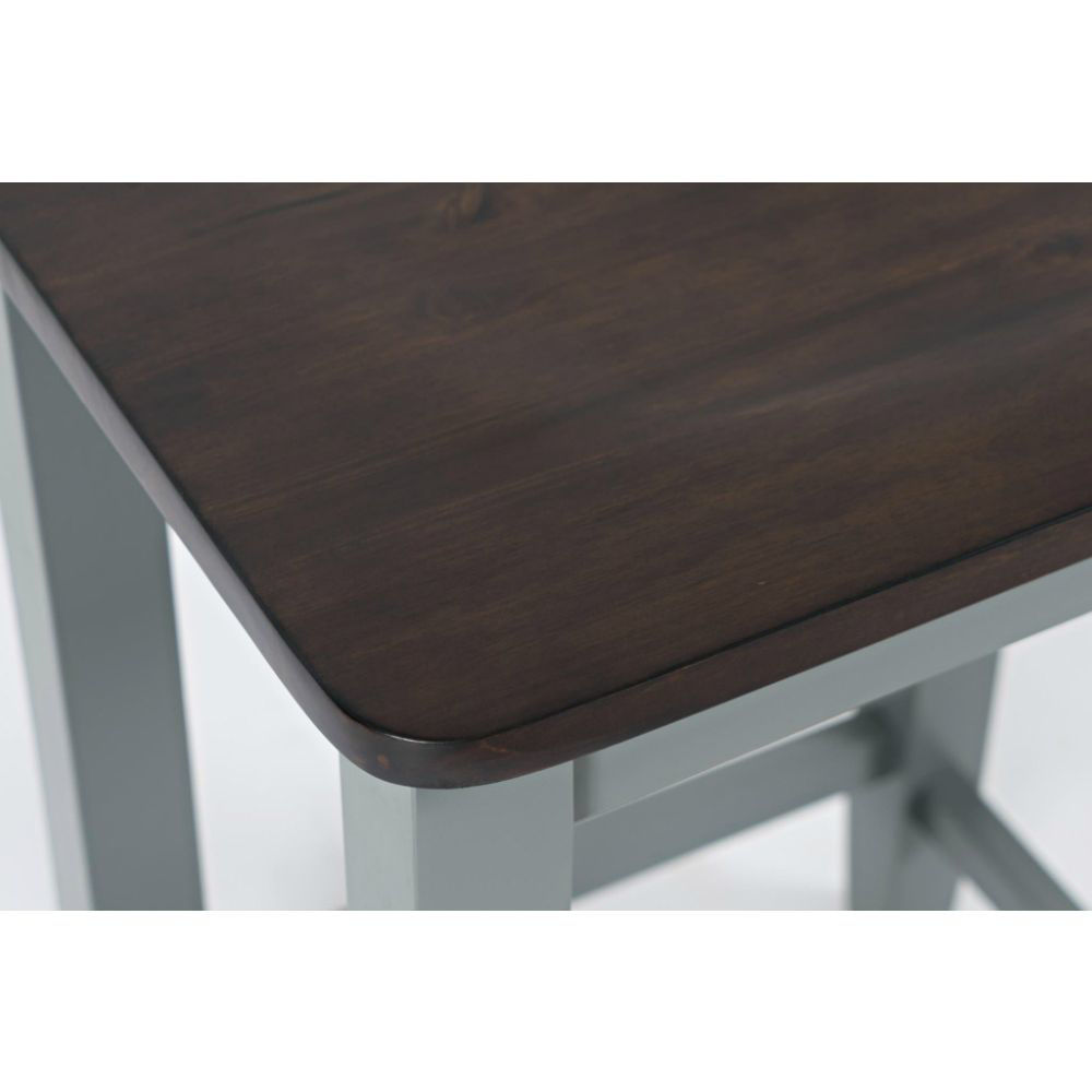 1816 Backless Saddle Stool - Front - Top Detail
