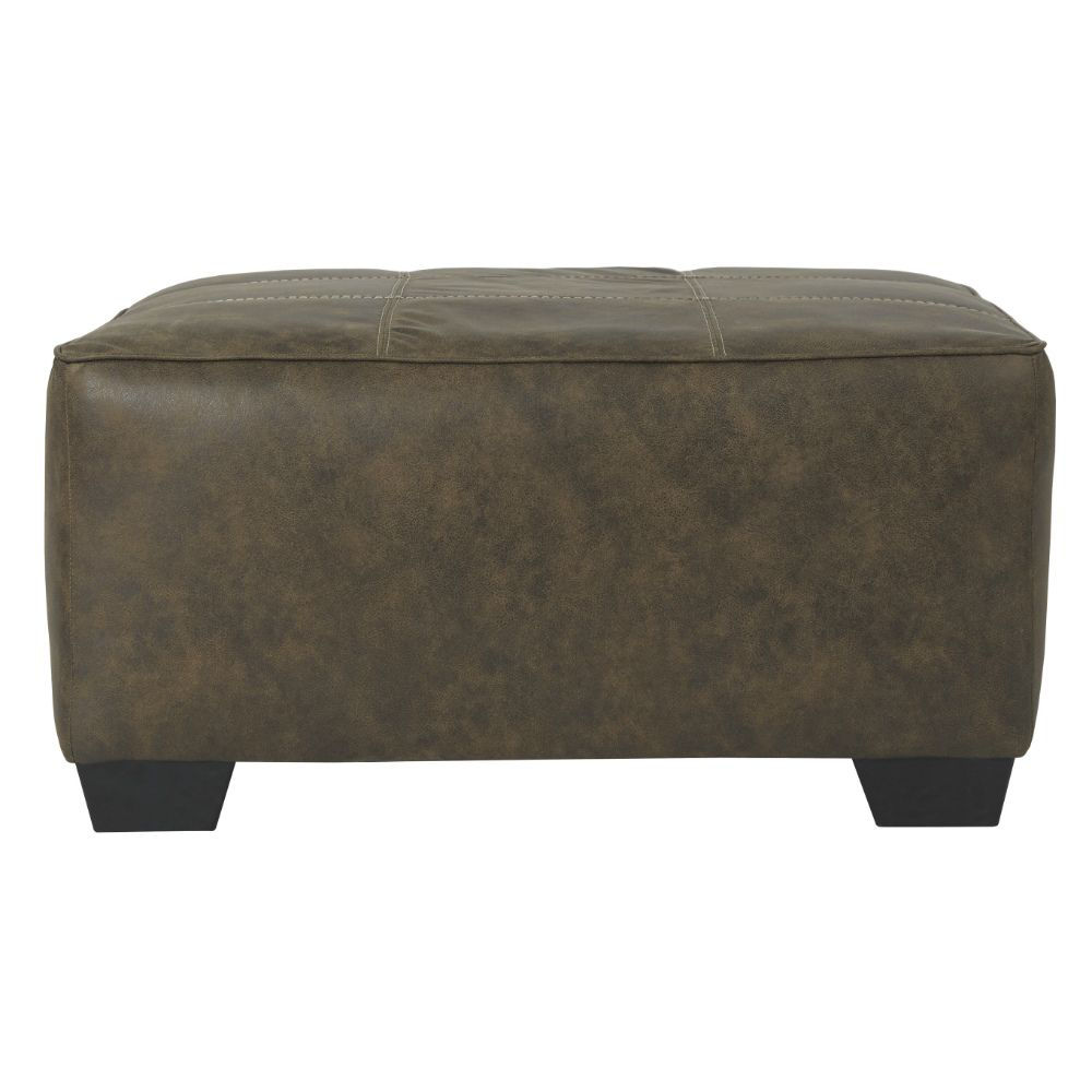 Arlo Cocktail Ottoman - Front