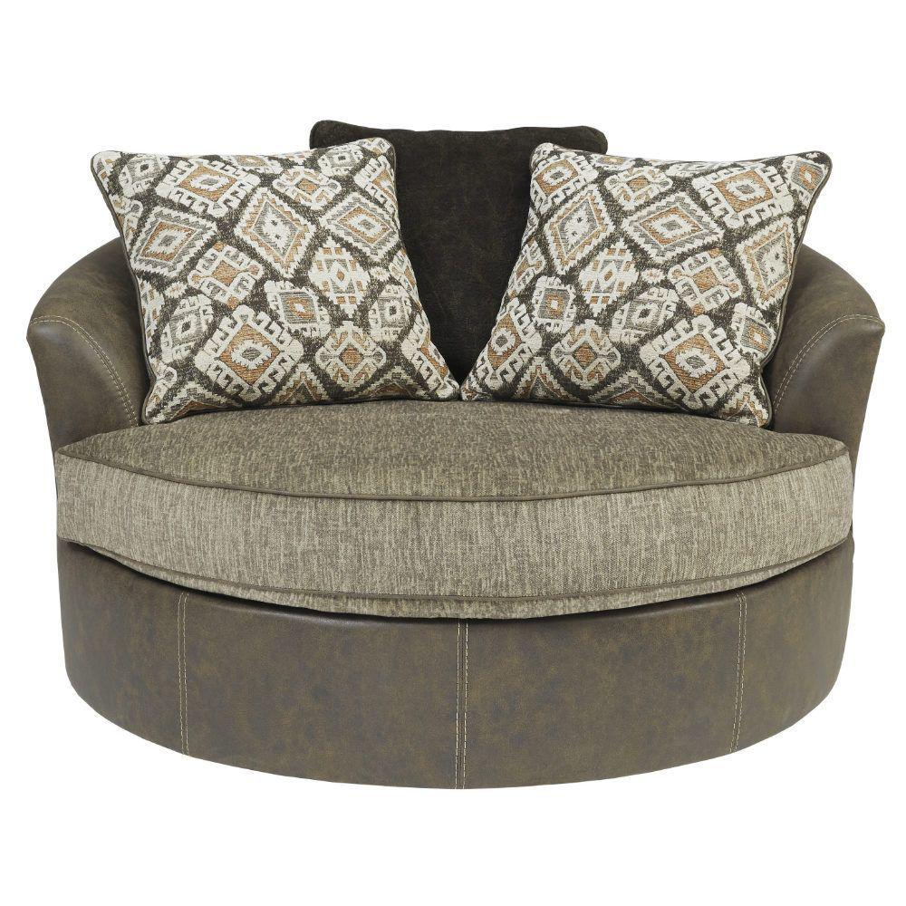 Arlo Swivel Chair - Front