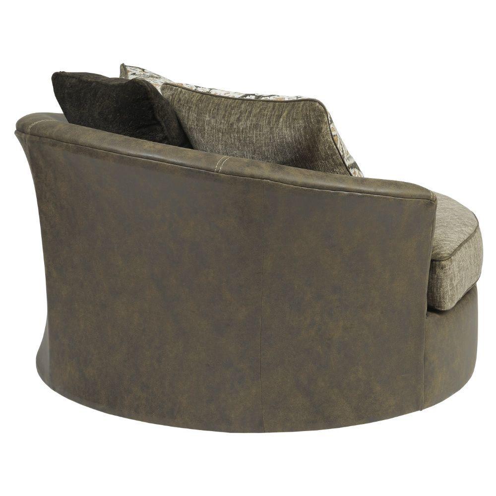 Arlo Swivel Chair - Side