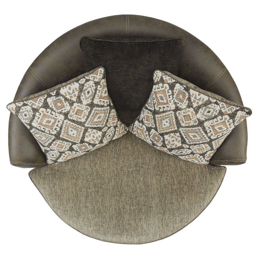 Arlo Swivel Chair - Top
