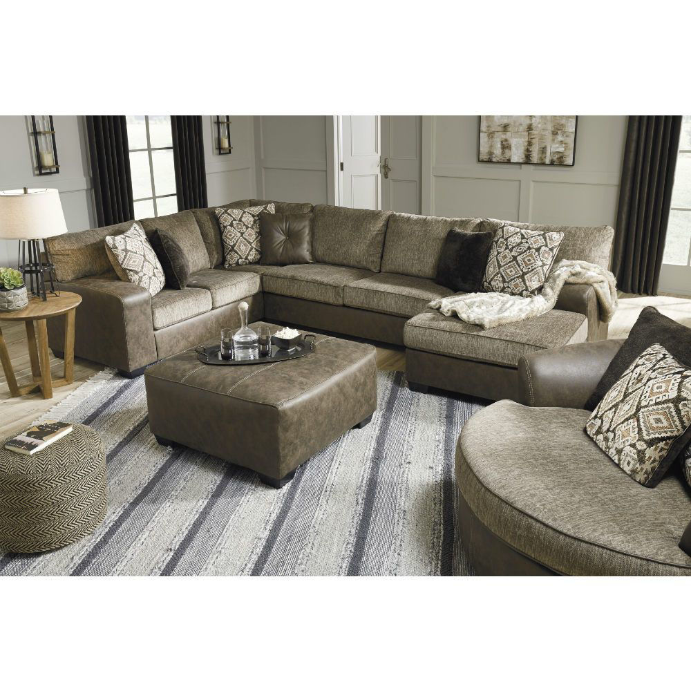 Arlo 3-Piece Sectional - Collection - Mood