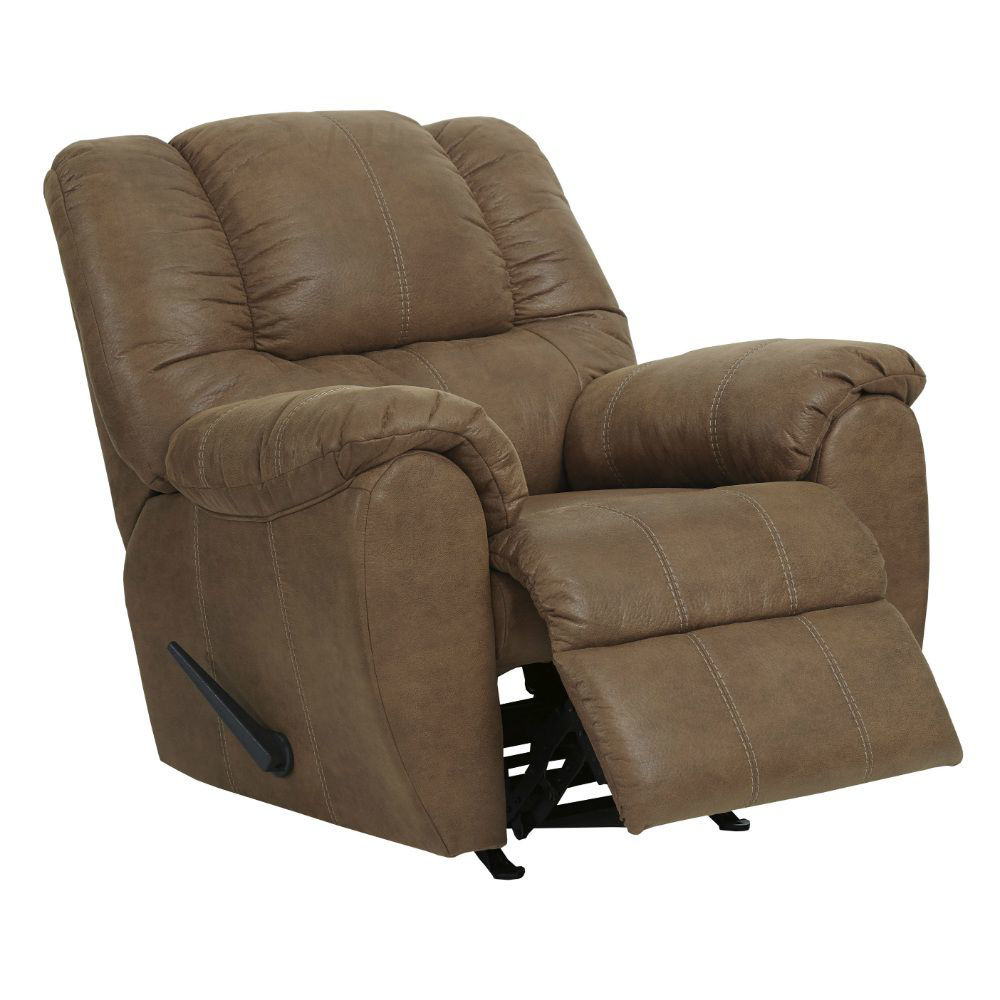 Mike Rocker Recliner - Saddle - Recline