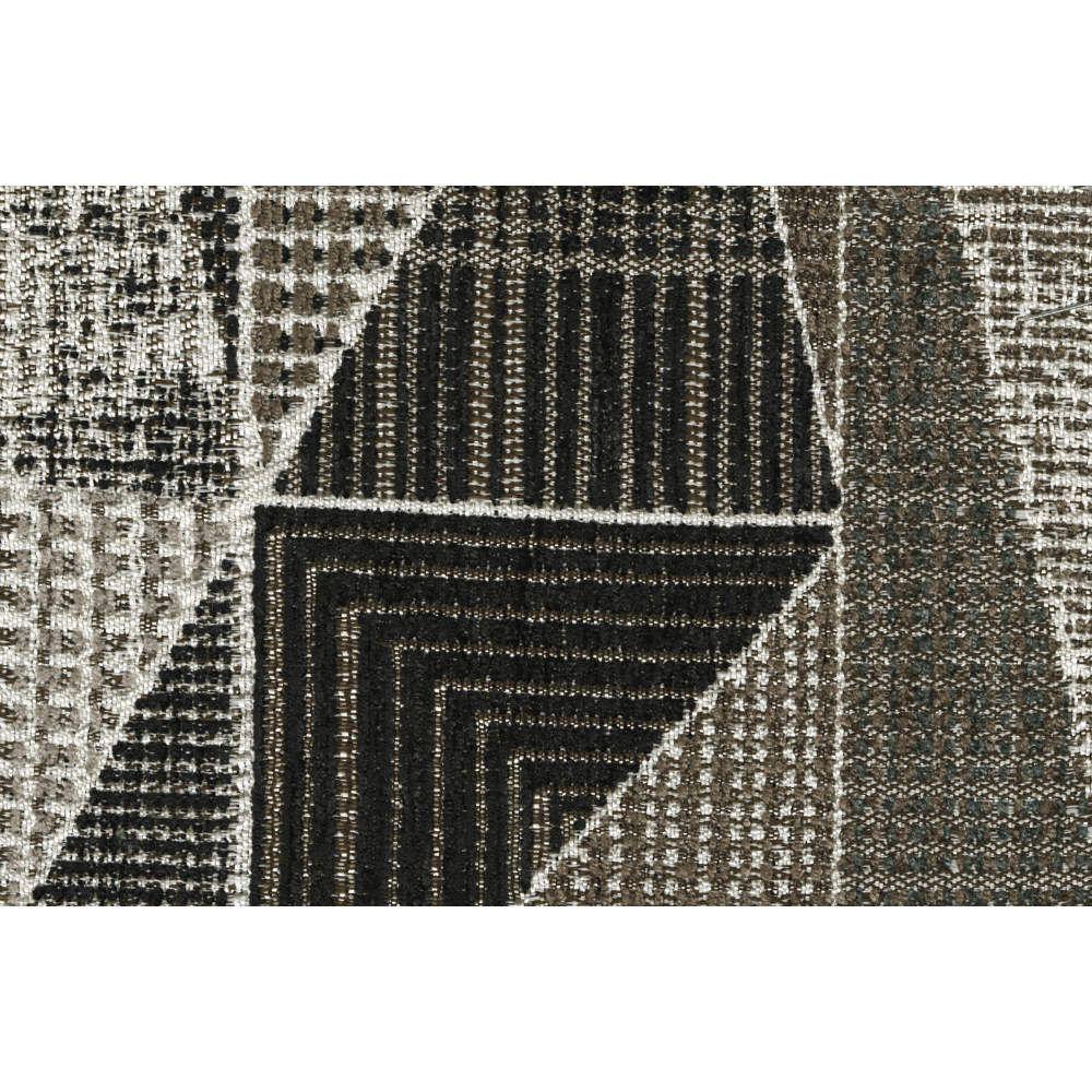 Bronx 3-Piece Sectional - Teak - Accent Fabric