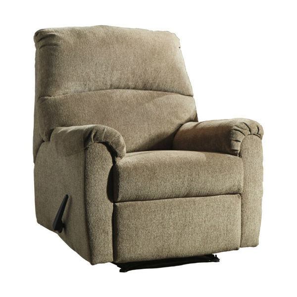 Neil Wall Recliner - Mocha