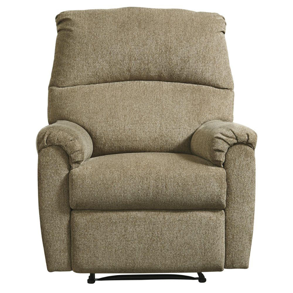 Neil Wall Recliner - Mocha - Front