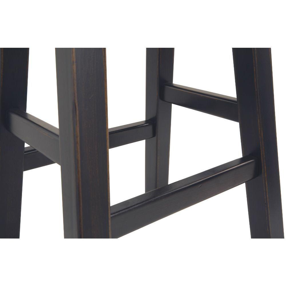 "Glauco 24"" Stool - Base Detail"