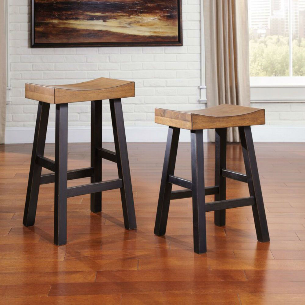"Glauco 24"" and 30"" Stool"