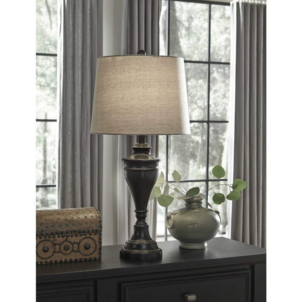 Picture of Cherell Metal Table Lamp