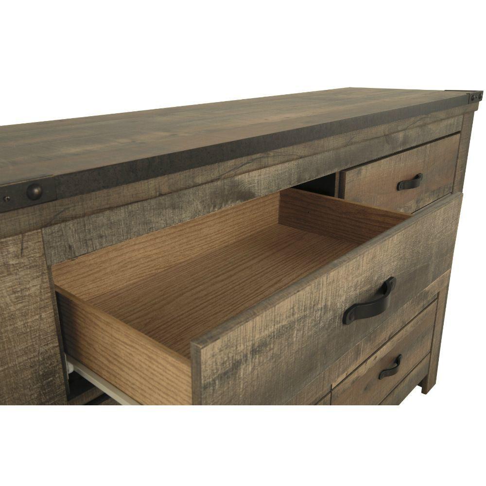 Peoria Dresser - Drawer Detail