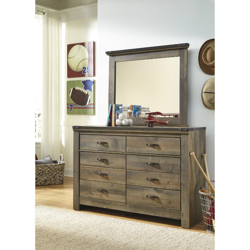 Peoria Dresser and Mirror - Lifestyle