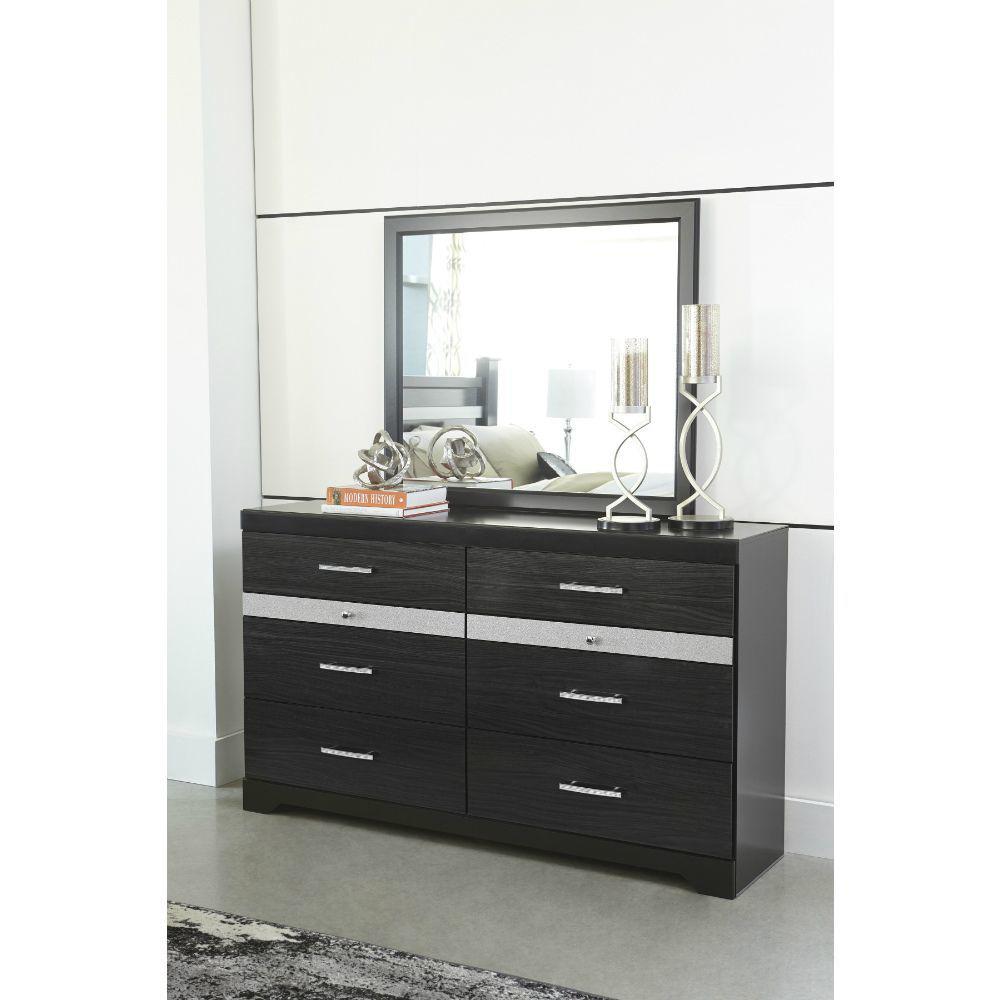 Provo Dresser and Mirror - Lifestyle
