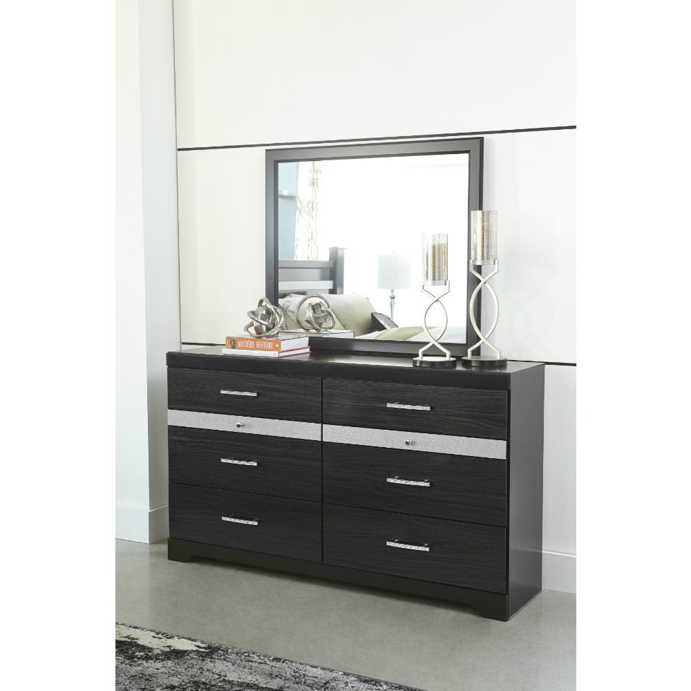 Provo Dresser and Mirror - Lifestyle