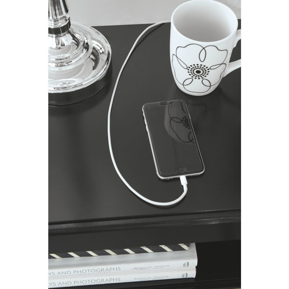 Provo Nightstand - Charge