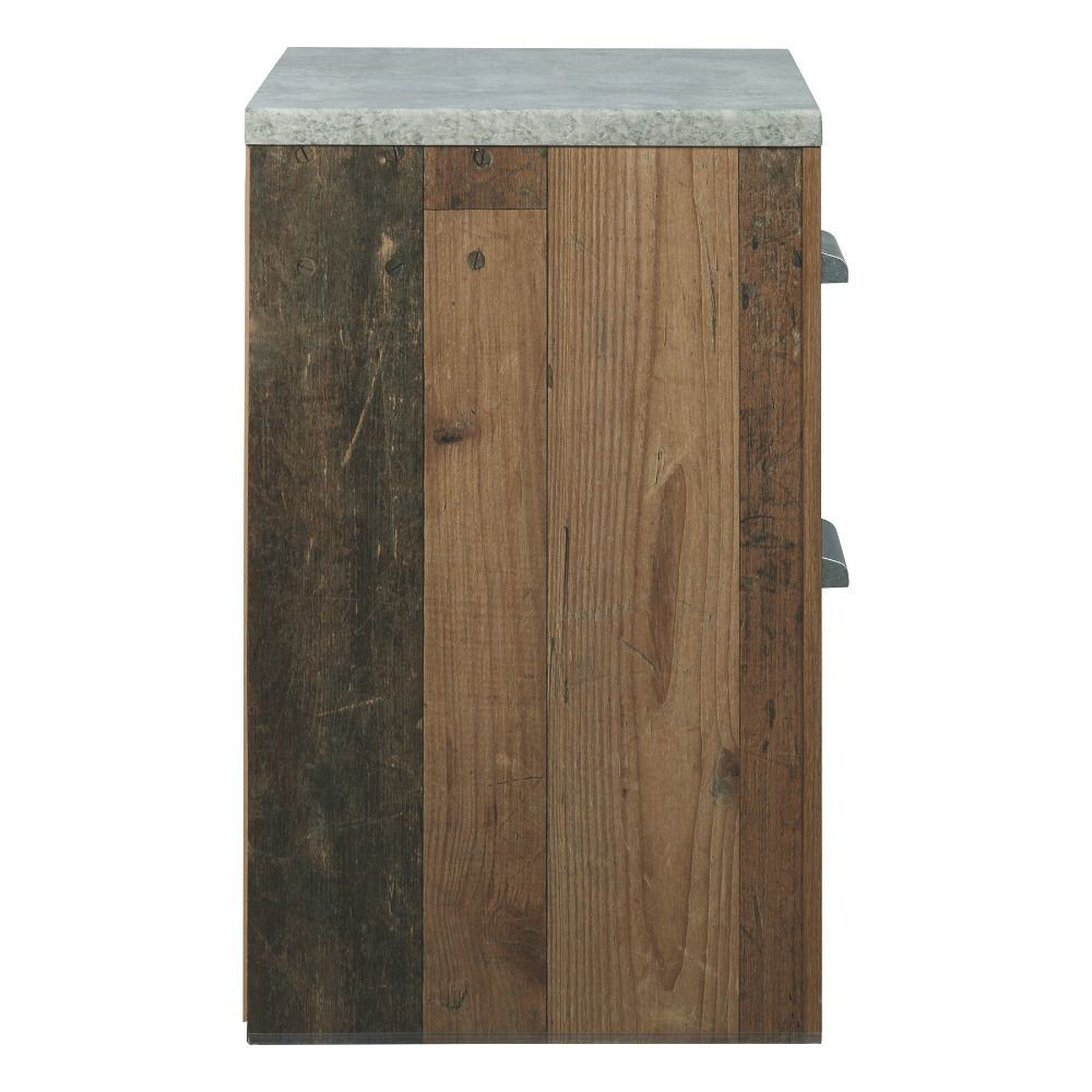 Raton Nightstand - Side