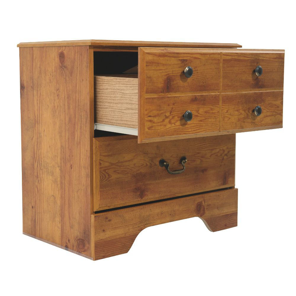 Carmel Nightstand - Drawer Detail