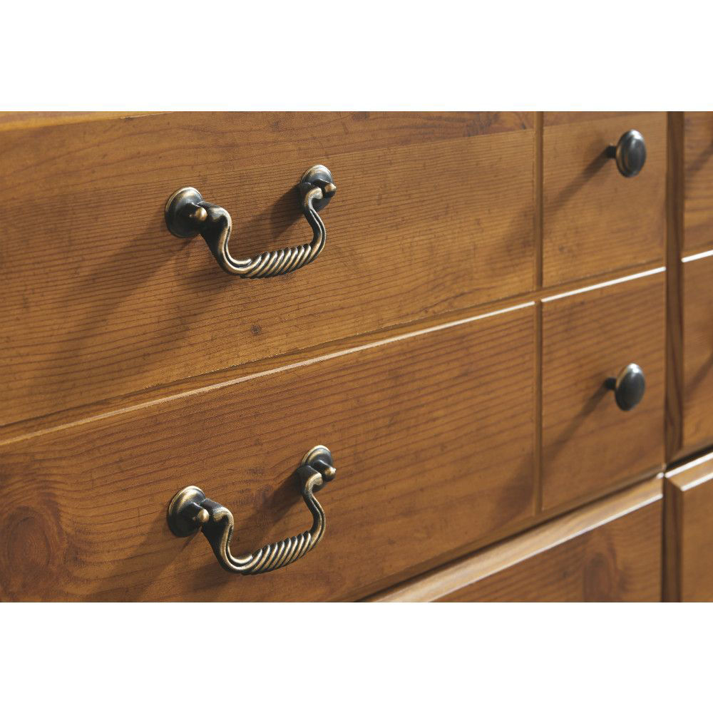 Carmel Dresser - Drawer Detail