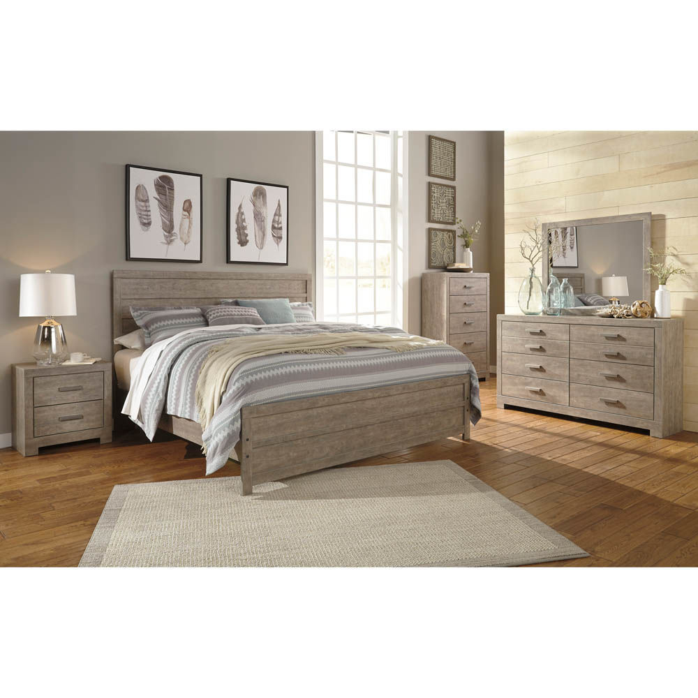 Vaughn Bed - Each Item Sold Separately