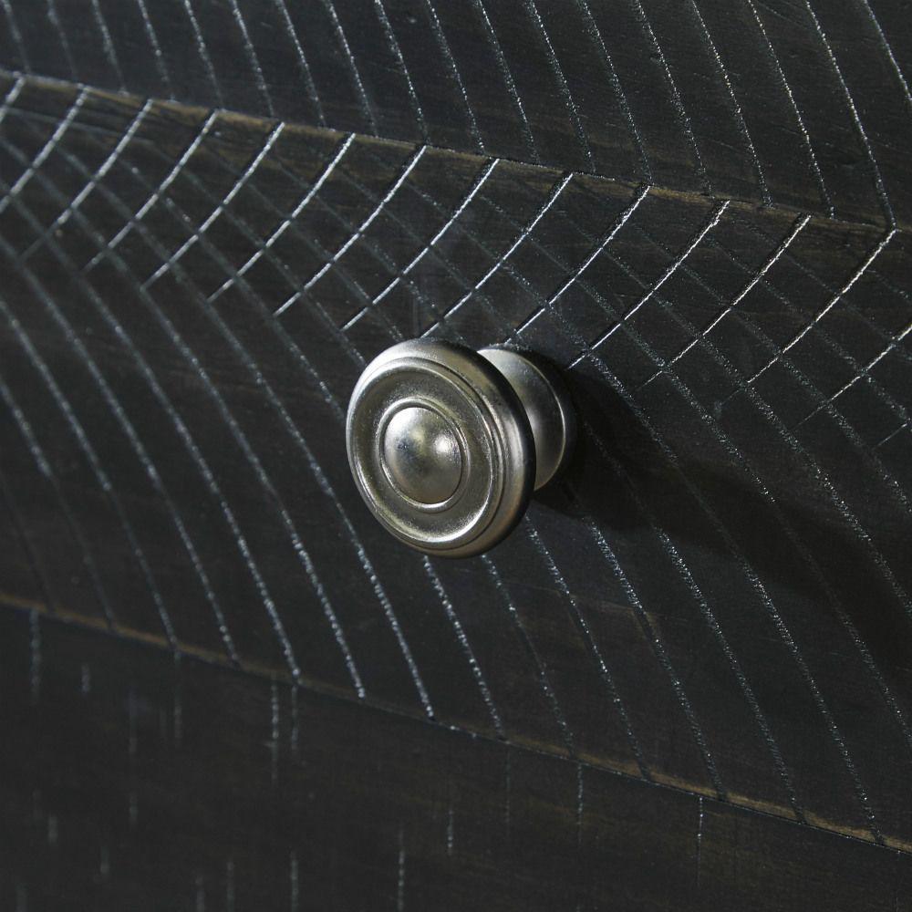Clovis Chest - Hardware Detail