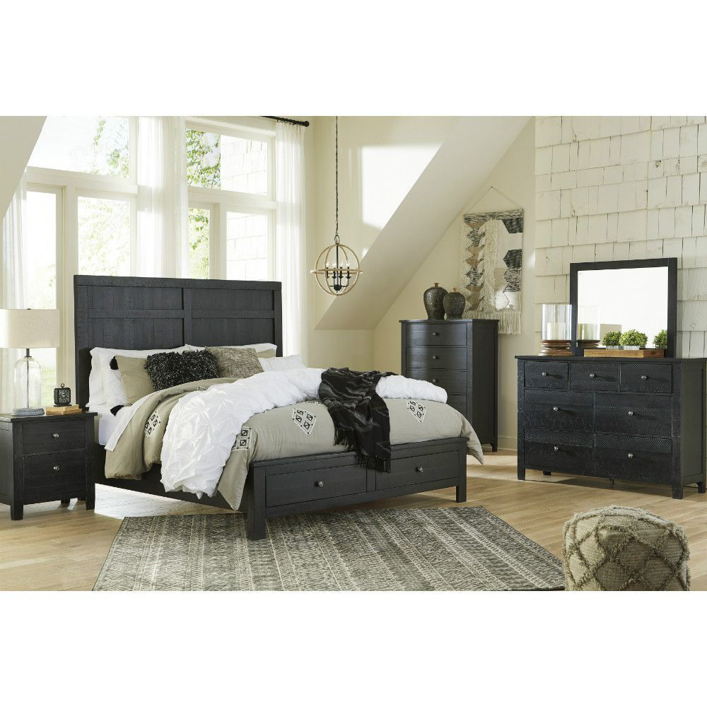 Clovis Bedroom Collection