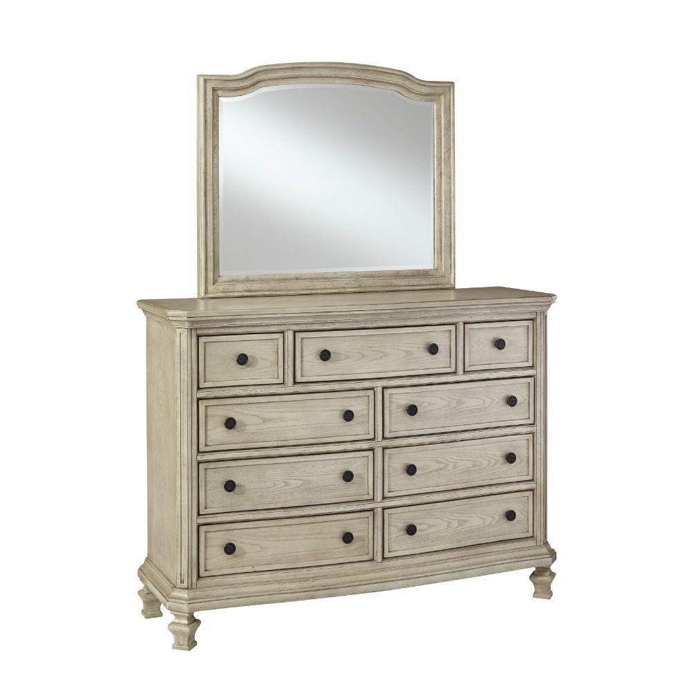 Ogden Dresser and Mirror