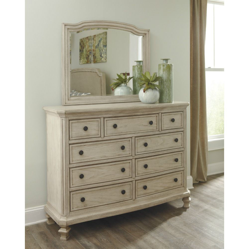 Ogden Dresser and Mirror - Lifestyle