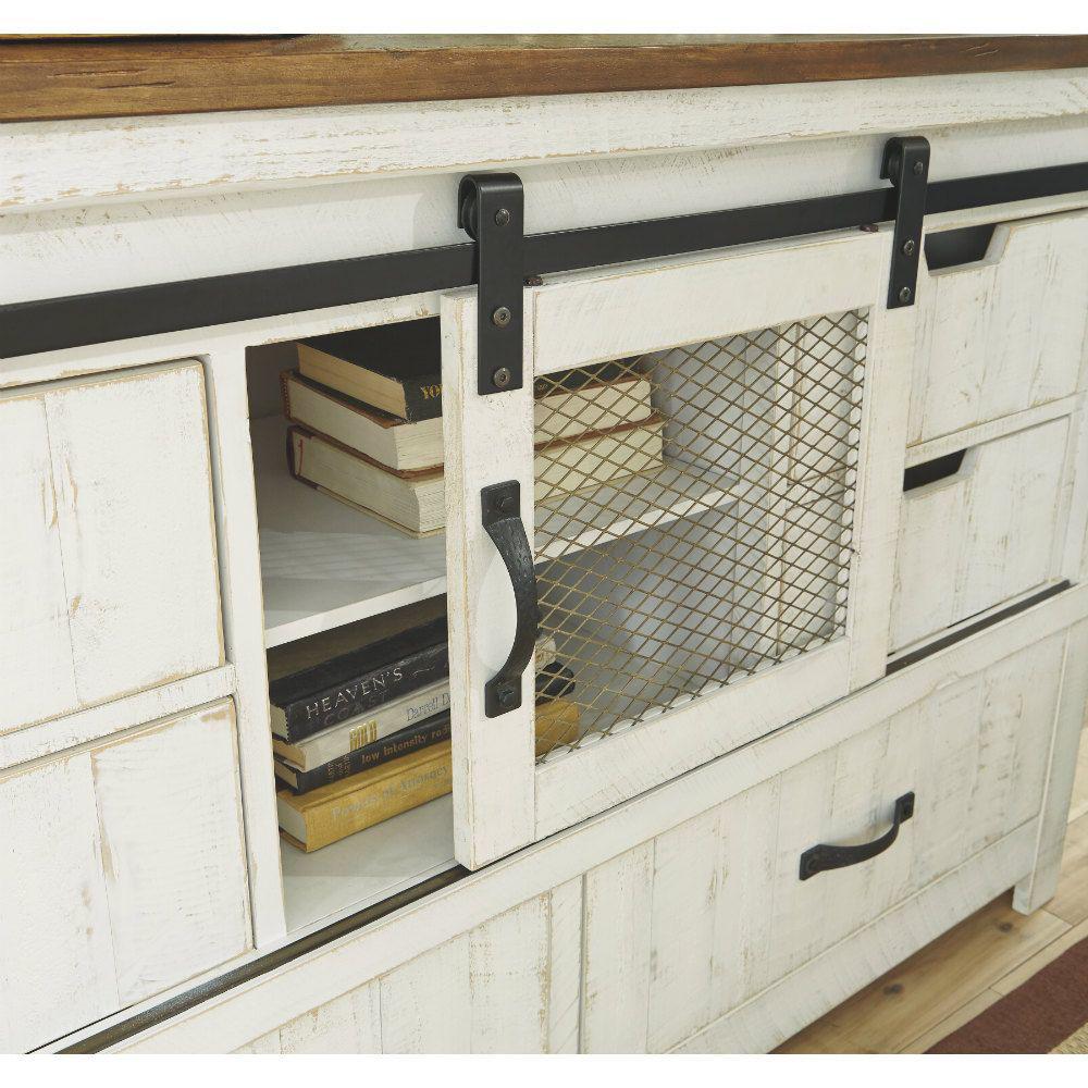 Omaha Dresser - Center Cubby