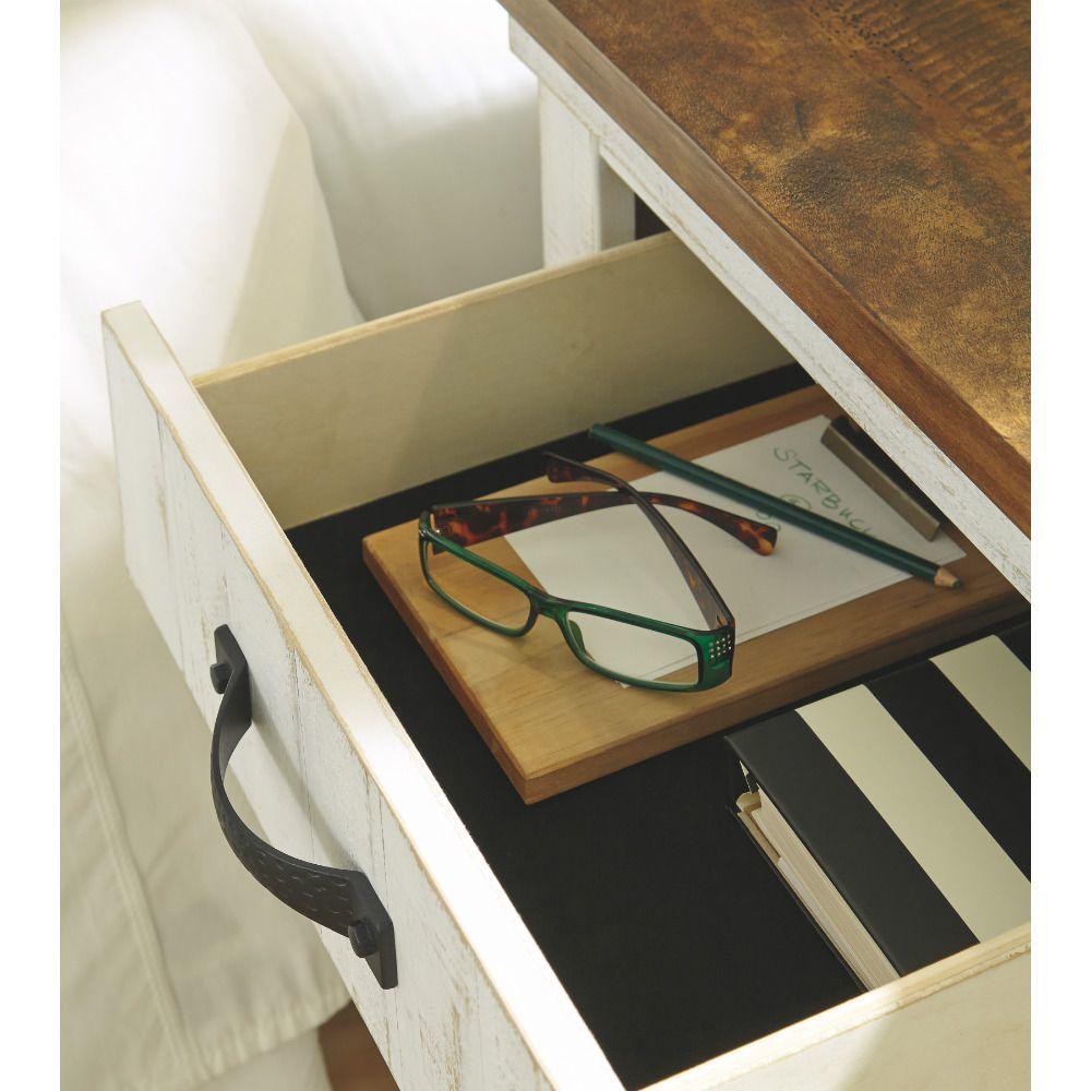 Omaha Dresser - Drawer Detail
