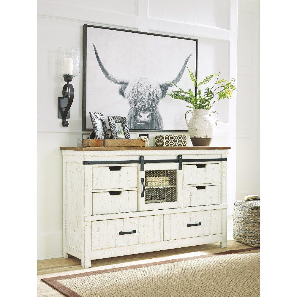 Omaha Dresser - Painting
