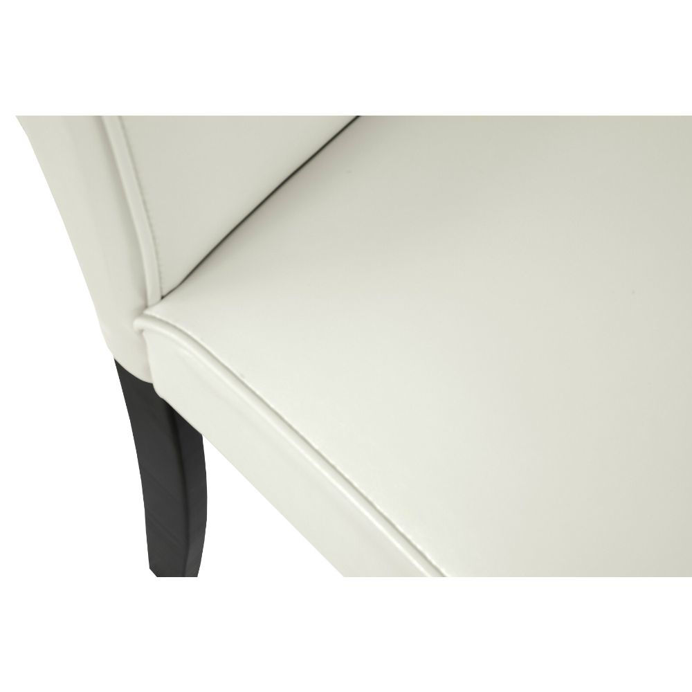Aspen Side Chair - Ivory - Seat Detail