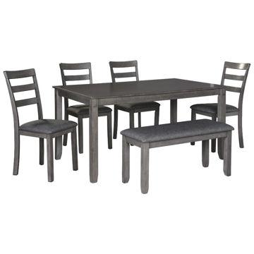 Cortez 6-Piece Dining Set