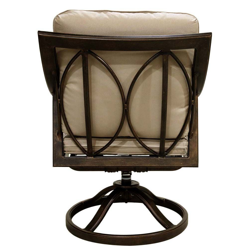 Aspen Swivel Chair Back