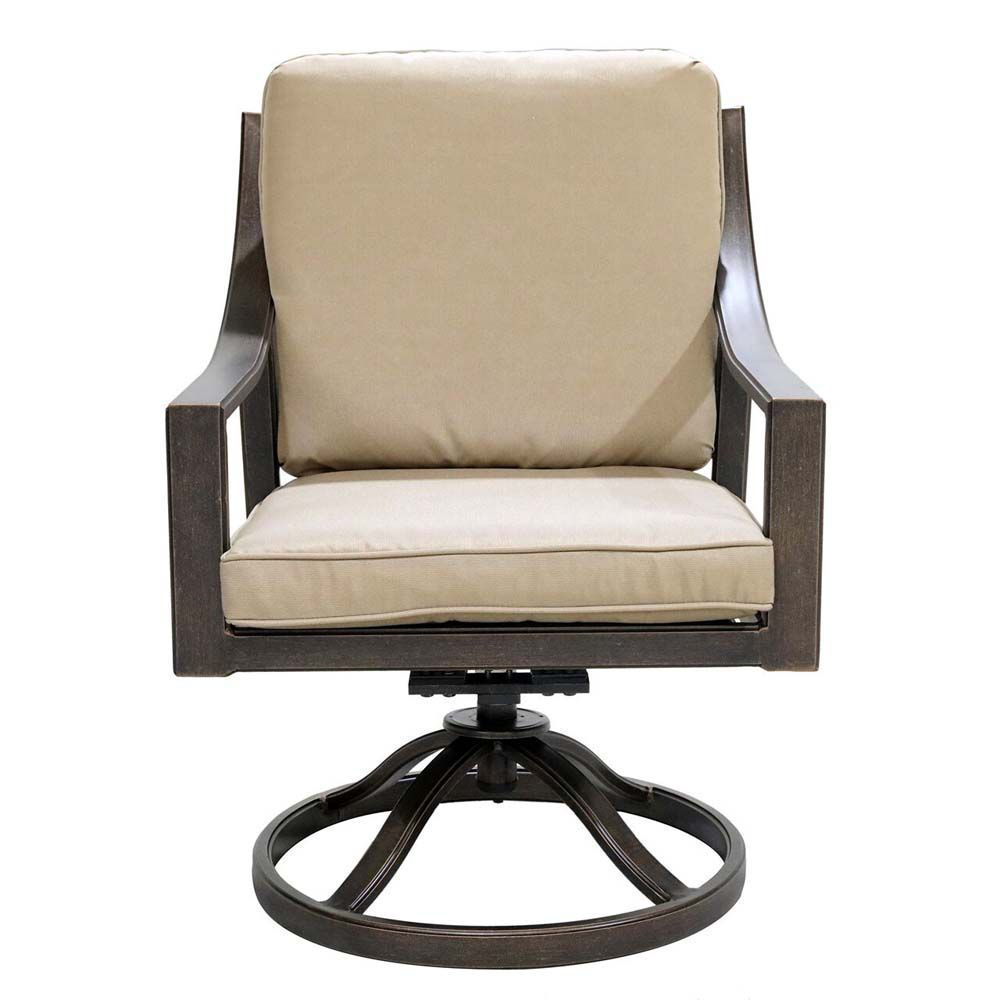 Aspen Swivel Chair Front