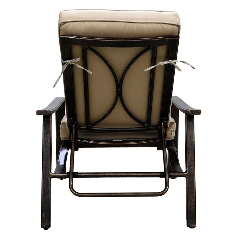 Aspen  Lounge Chair Back