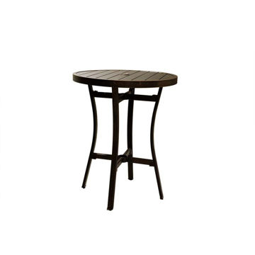 "Aspen 32"" Round Bar Table"