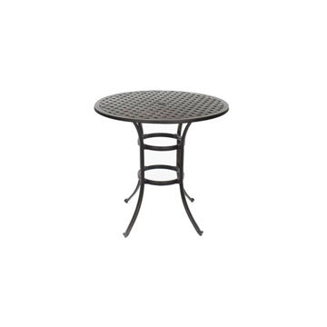 "Taos 42"" Round Bar Table"