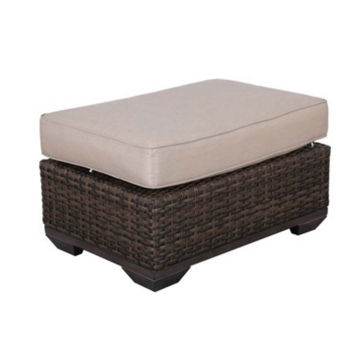 Chenowith Ottoman with Cushion