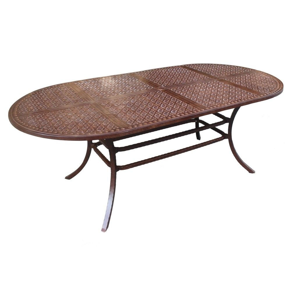Picture of Santa Rosa Oval Dining Table