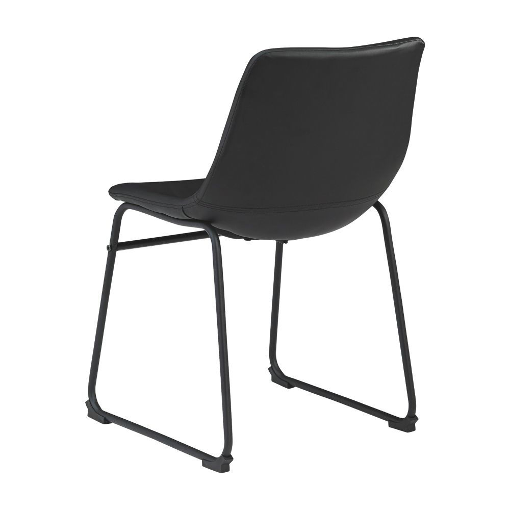 Carrara Side Chair - Rear