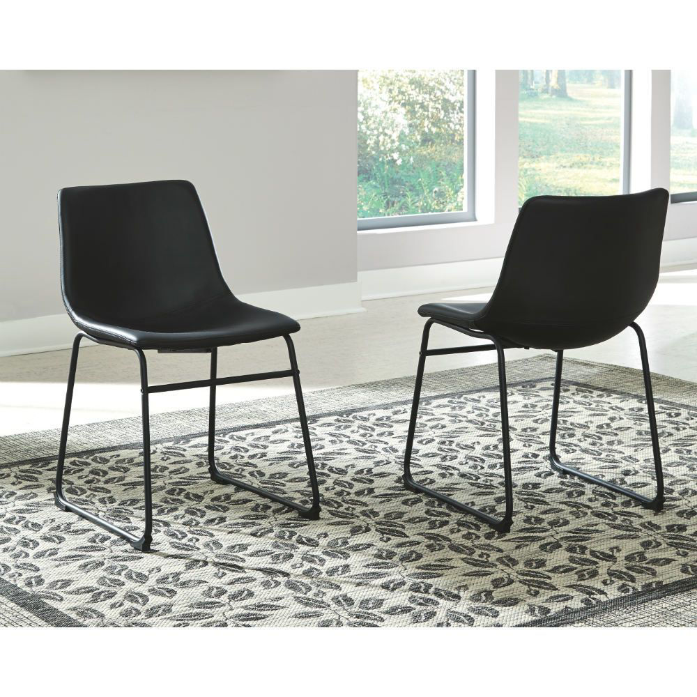 Carrara Side Chair - Pair