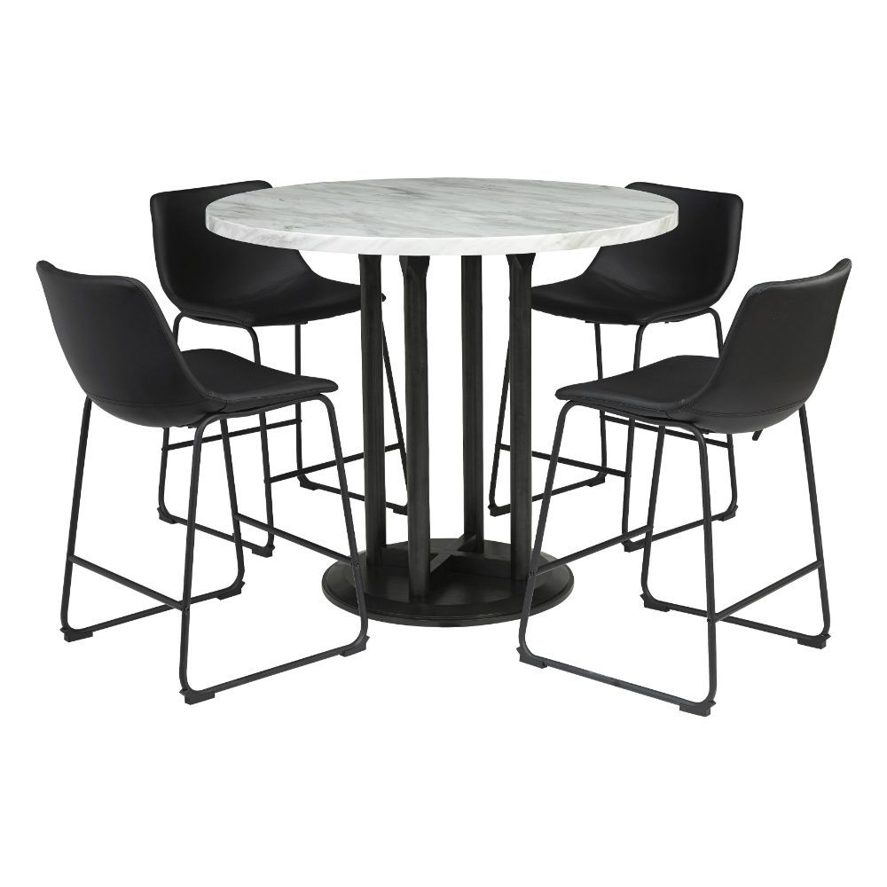 Carrara 5-Piece Gathering Set