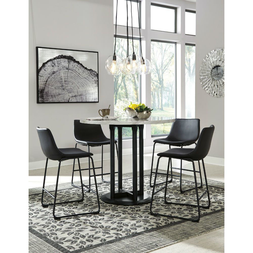 Carrara 5-Piece Gathering Set - Lifestyle