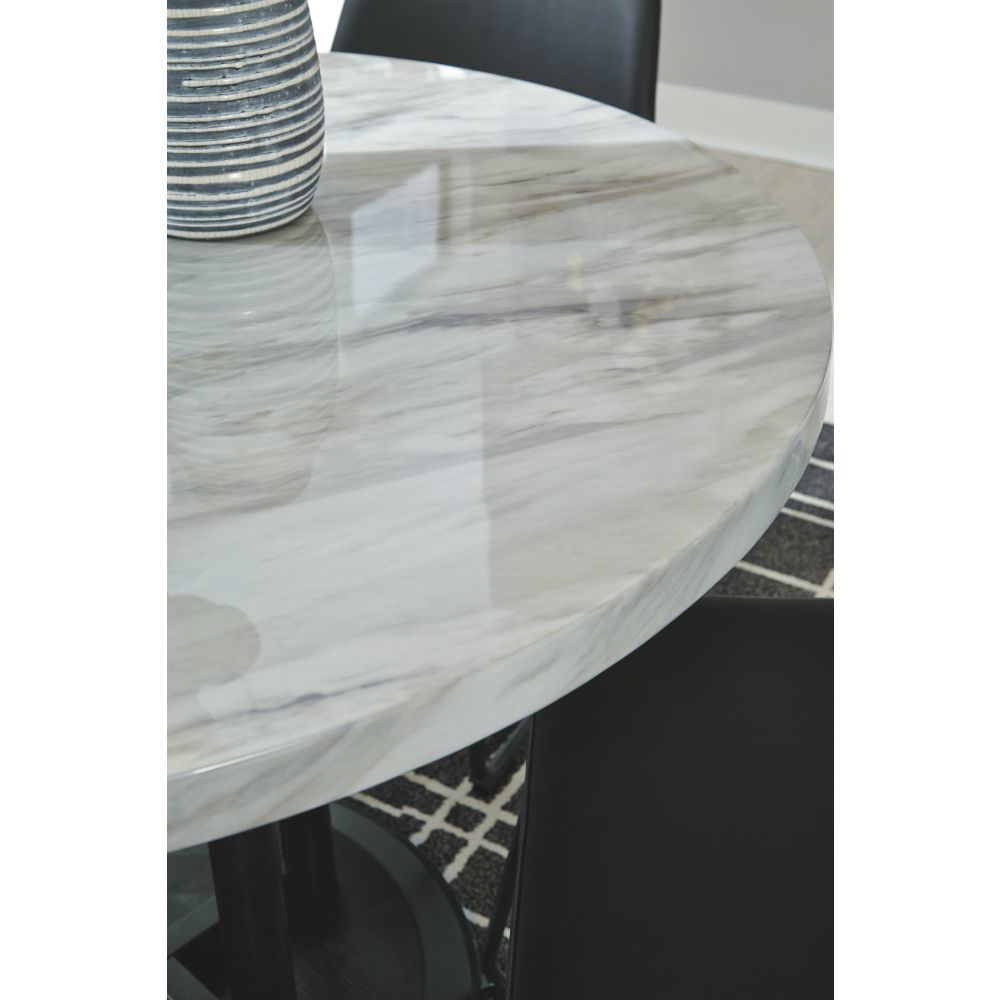 Carrara Dining Table Detail
