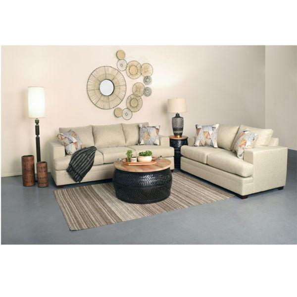 Suri Sofa and Loveseat
